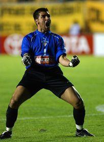El portero paraguayo Ever Caballero llega al The Strongest a pedido de Ischia