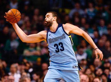 100-98. Parker se convierte en salvador de Spurs; doble-doble de Marc Gasol