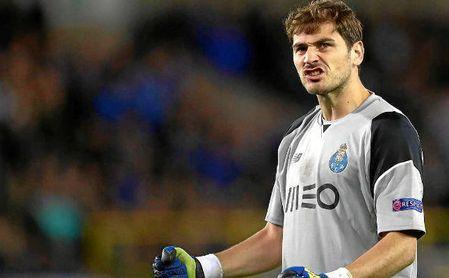 Así está la negociación Betis-Casillas