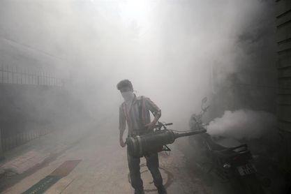 El Defensores del Chaco es fumigado antes del clásico para prevenir el dengue