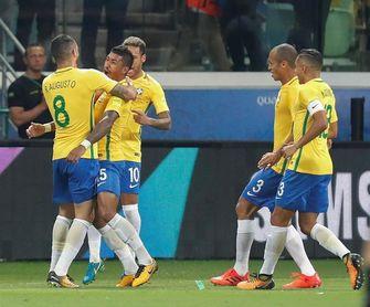 Menos de la mitad de los brasileños confía en la conquista del título en Rusia