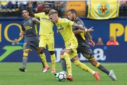 El Villarreal suma tres visitas sin ganar a Las Palmas y solo venció en una