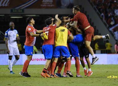 Costa Rica probará su estado de forma en marzo ante Escocia y Túnez