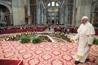 El papa dice que el deporte puede tender puentes y ser una escuela de inclusión