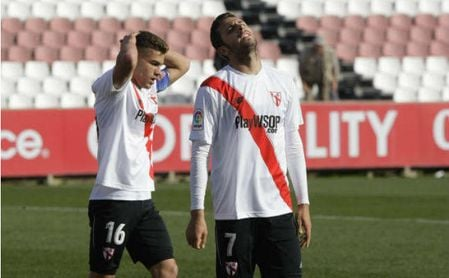 El Sevilla Atlético, en la línea del resto de filiales