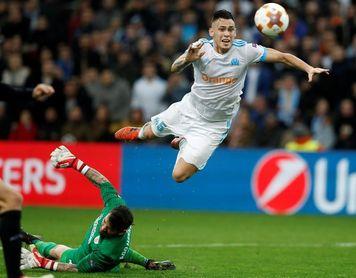 3-1. El Athletic cae en Marsella y sueña con remontar en San Mamés
