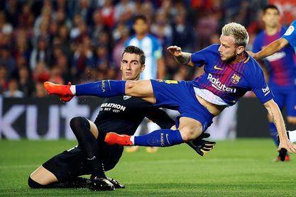 El Barça examina al Málaga, que se juega la salvación