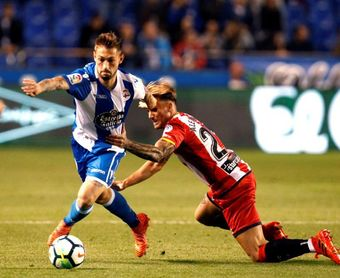 El Girona busca aprovecharse del Deportivo para seguir cerca de Europa