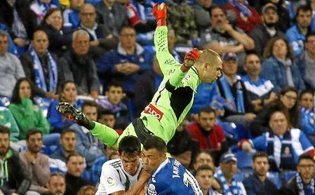 Pau López tiene muy avanzado su fichaje por el club heliopolitano.