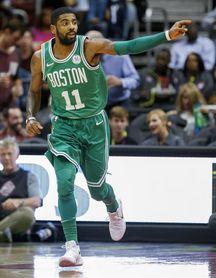 109-117. Irving lidera el triunfo de los Celtics en su regreso con el equipo
