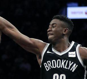111-125. Crabbe y los Nets alejan un poco más a los Hornets de los playoffs