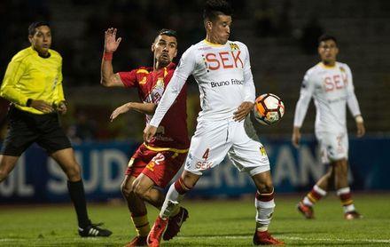3-0. Sport Huancayo golea en la altitud y avanza a la segunda fase