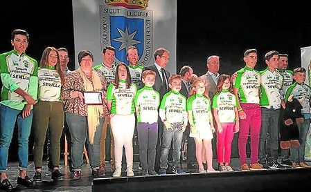 La Diputación Provincial de Sevilla premia mañana en Osuna a los mejores del año del Circuito Provincial de BTT Rally 2017/2018.