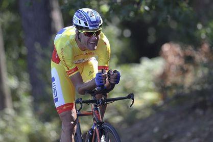 Raúl Alarcón regresa a la competición tras la caída del pasado 4 de febrero