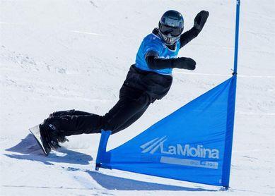 Regino, Eguibar y Herrero, al asalto de liderato en Copa del Mundo snowboard