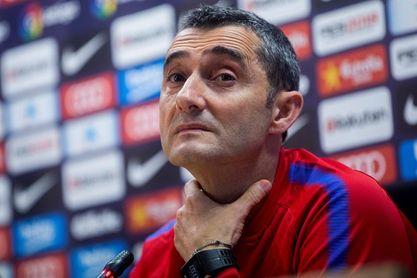"""Valverde: """"¿La vuelta de Neymar? No podemos hablar de elucubraciones"""""""