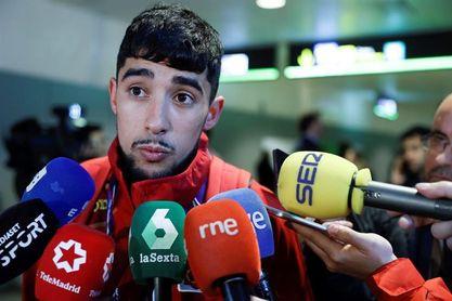 Saúl Ordóñez se concentrará en Sierra Nevada y buscará la mínima para el Europeo