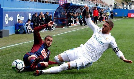 """Sergio Ramos fue al baño durante el partido porque """"se ha cagado un poco"""""""