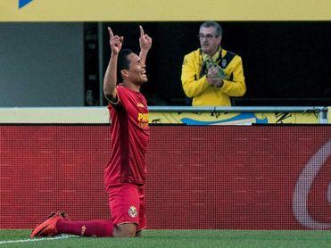 0-2. El Villarreal castiga a una Unión Deportiva caótica