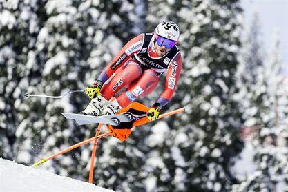 Jansrud gana por quinta vez el supergigante de Kvitfjell