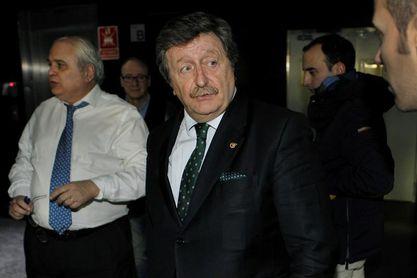 La Comisión Electoral proclama a Larrea y Rubiales candidatos provisionales