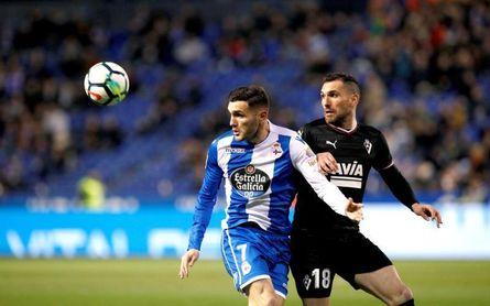 El Deportivo bajó siempre que llegó en descenso a diez últimas jornadas