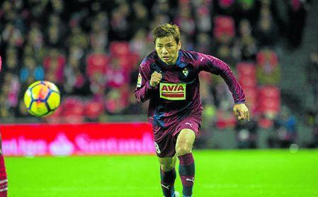 ETB: Inui ya ha comunicado al Eibar que se va y firmará por el Betis
