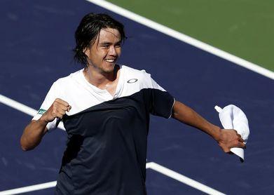 Taro Daniel elimina a Djokovic, fuera de forma, en su debut en Indian Wells
