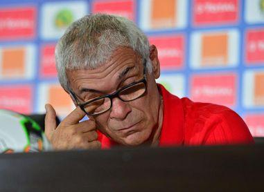 """Cúper trabaja para dar """"lo mejor"""" de selección egipcia en el Mundial de Rusia"""