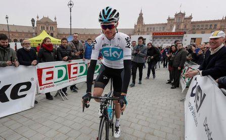 """El director de la Vuelta a España reclama """"ya"""" a la UCI una solución al caso Froome"""