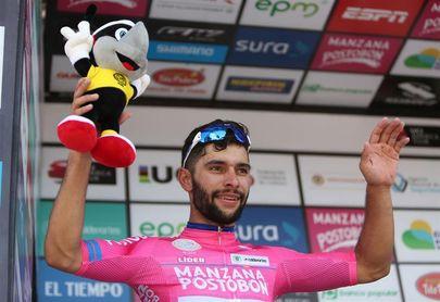 Gaviria, con fractura en la mano izquierda, se perderá la Milán-San Remo