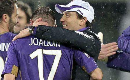 Joaquín habla sobre Astori, la Fiorentina y Montella