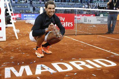 El Mutua Madrid Open 2017 generó 107,4 millones de euros de impacto económico