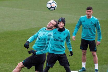 El Real Madrid vuelve a los entrenamientos con la plantilla al completo