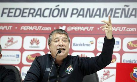 La selección de Panamá se enfrentará a la de Trinidad y Tobago en abril