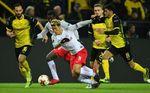 Ojeadores del Milan, el Tottenham, el Chelsea, el United o el Villarreal, en el Salzburgo-Dortmund