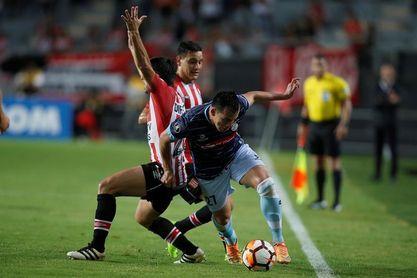 3-0. Estudiantes arrebata al Garcilaso control de grupo con Nacional y Santos