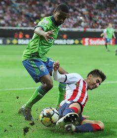 3-0. Las Chivas de Guadalajara golean al Sounders FC y acceden a semifinales