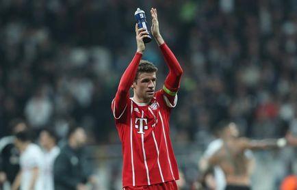 El Bayern se puede coronar campeón el domingo ante el Leipzig
