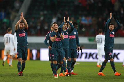 Giménez: el Atlético siempre quiere ganar