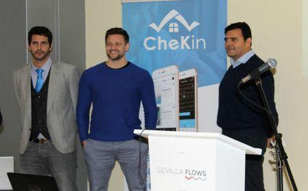 CheKin: la solución móvil netamente andaluza para la gestión eficaz de la vivienda turística.