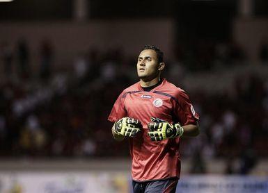 Navas y Ruiz comandan lista de Costa Rica para los amistosos ante Escocia y Túnez