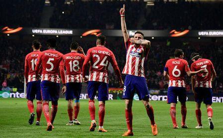 Atlético-Sporting de Portugal; estos son los cuartos de de Europa League