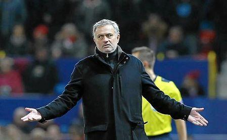Mourinho no cree que caer ante el Sevilla sea un desastre.