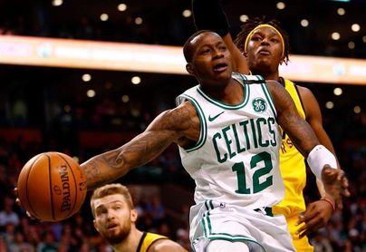 83-92. Rozier y Monroe mantienen a los Celtics en el camino correcto