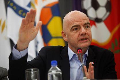 Infantino abraza al VAR y tilda el Mundial 2018 como histórico y excepcional