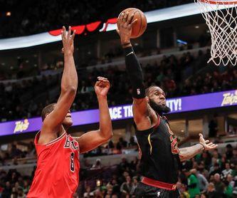 109-114. James logra triple-doble en el triunfo de los Cavaliers