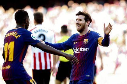 2-0. El Barcelona da otro paso hacia el título