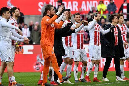 El Colonia sale del sótano de la Bundesliga con triunfo ante el Leverkusen