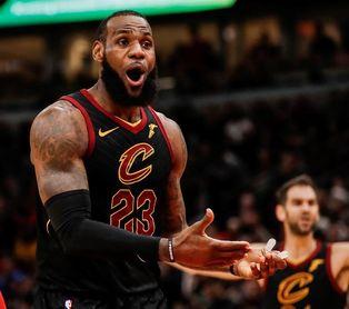 Trail Blazers, Jazz, Rockets y Spurs ganan en el Oeste; Cavaliers en el Este